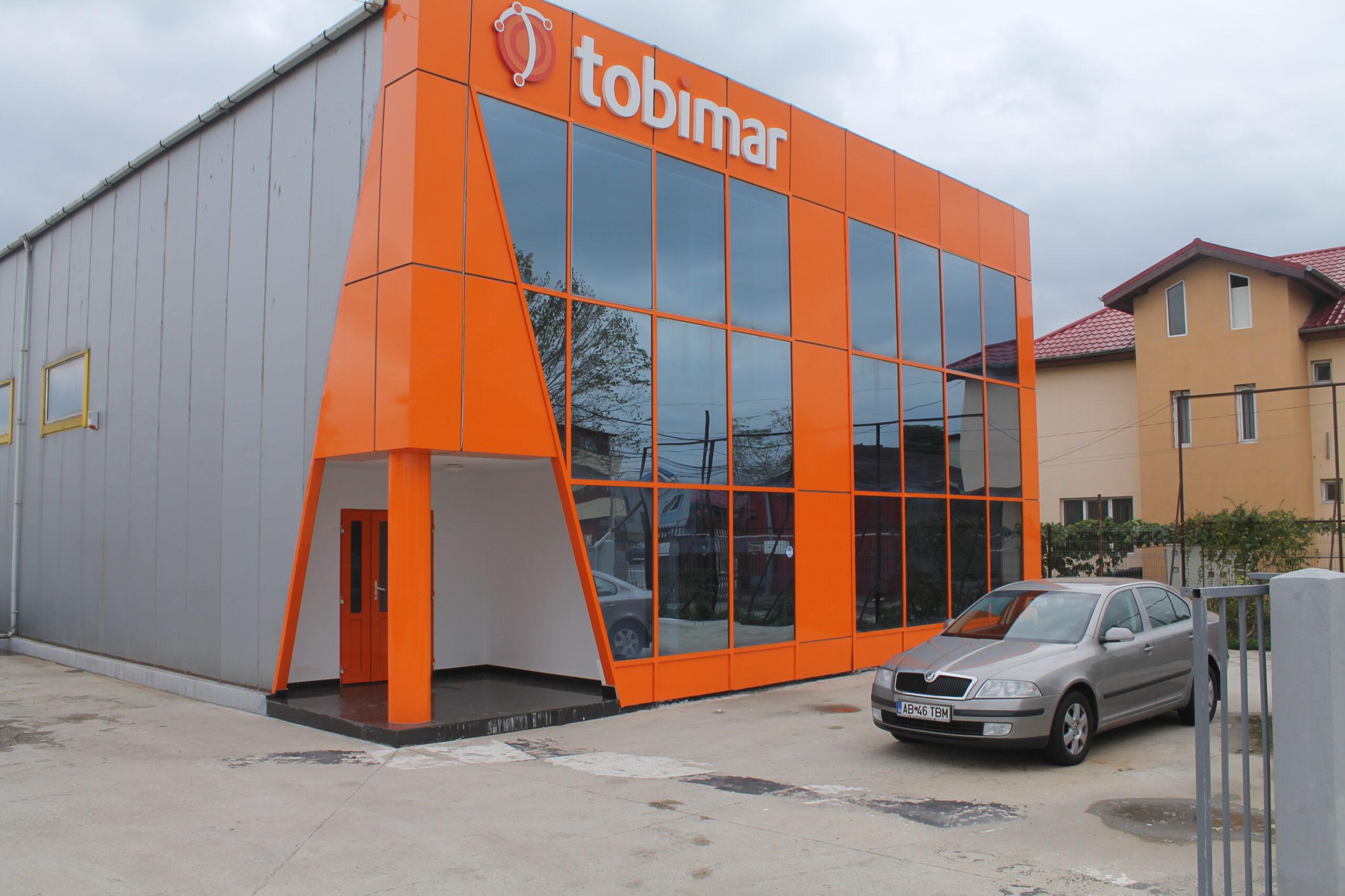 12-dec-2013 TOBIMAR deschide punct de lucru în București