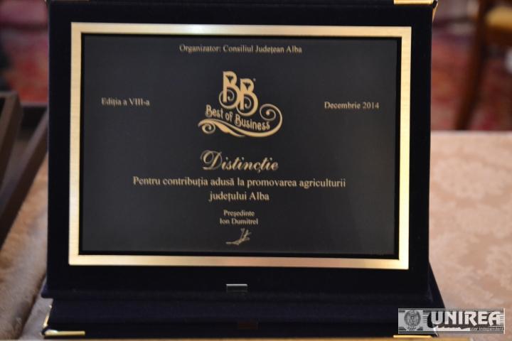 """Best of Business"" – TOBIMAR e printre cei mai buni angajatori"