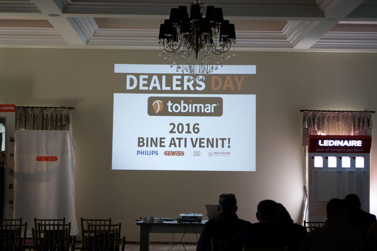 Tobimar Dealers Day, ediția 2016